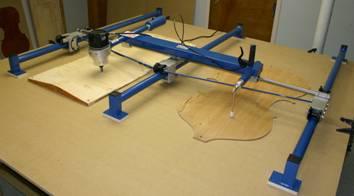 plans for wood duplicator