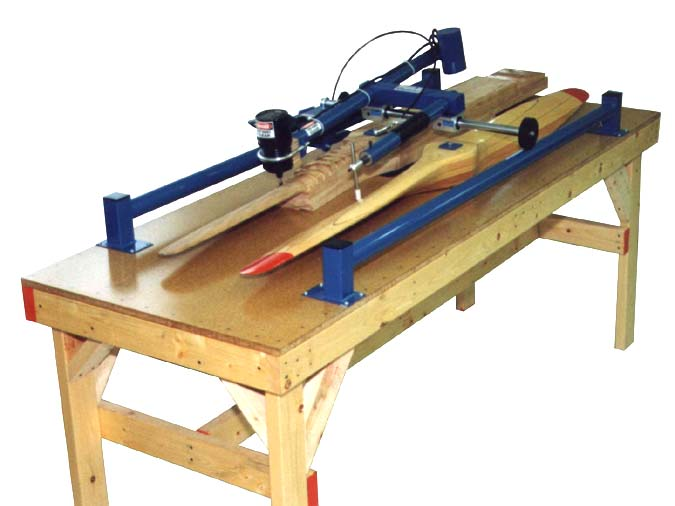 Gemini Propeller Duplicator Custom Carve Your Own